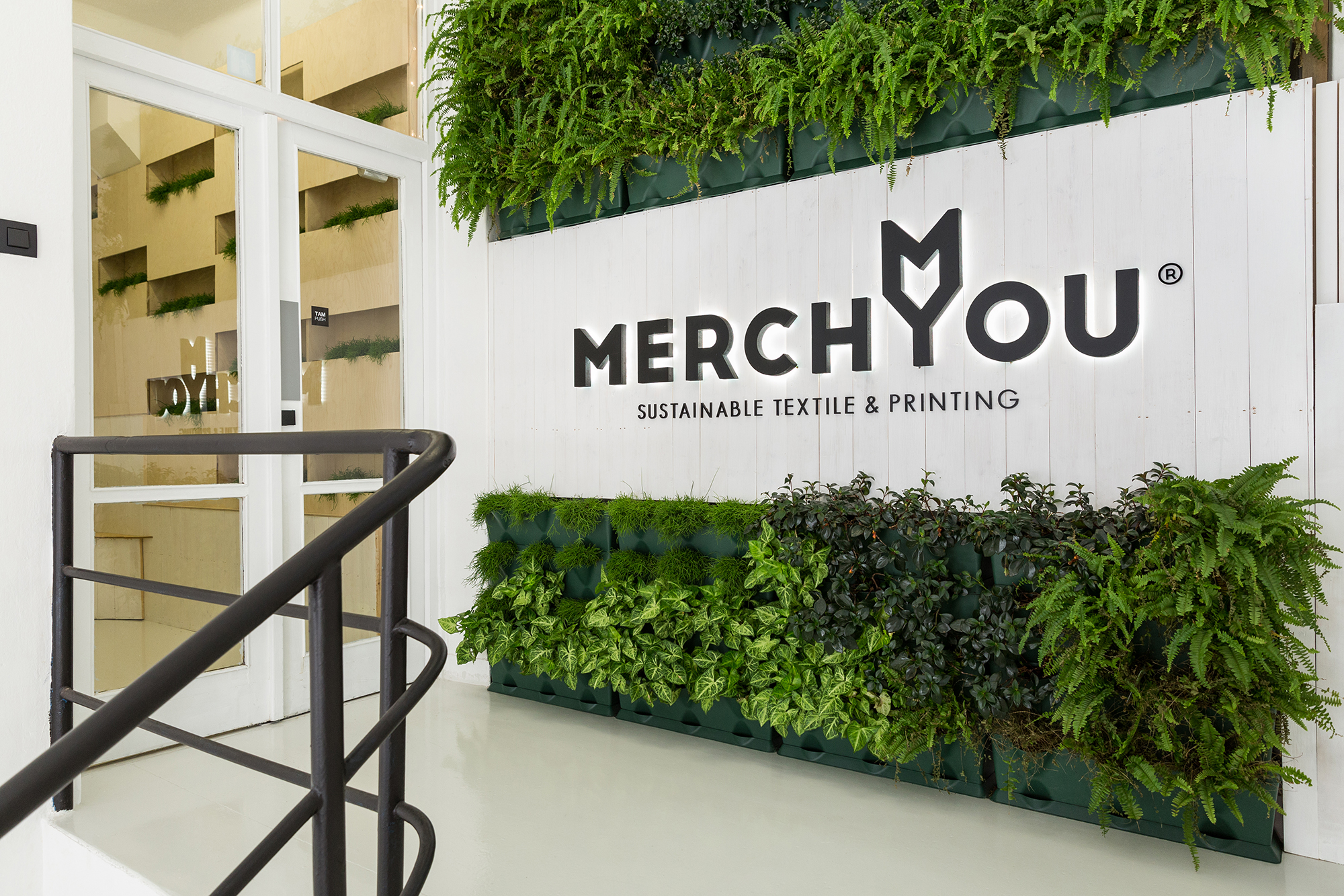 Sustainable textile, printing and embroidery | merchyou com