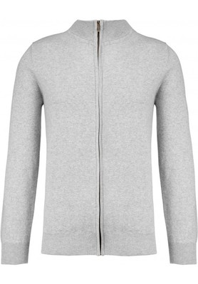 FULL ZIP PREMIUM CARDIGAN