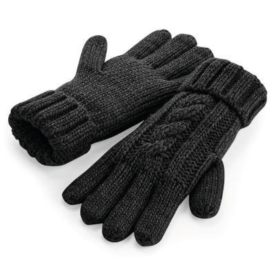 Beechfield Alpine Gloves Grey Red or Sky Blue