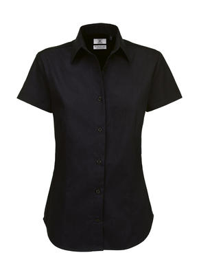 Ladies` Twill Shirt - SWT84