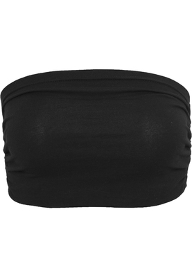 Ladies Bandeau black L