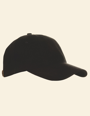 Cotton Cap low profile/brushed