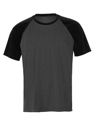 Unisex Performance Short Sleeve Raglan Tee