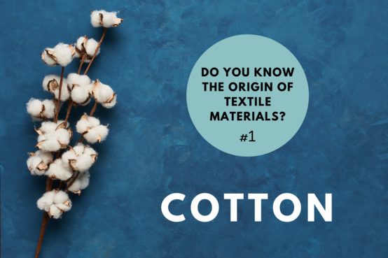 Are you familiar with the textile manufacturing processes? Part 1: COTTON